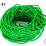 เชือกร่ม สีเขียว (1มัด/20กรัม)