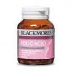 Folic acid 500 mcg 90 เม็ด โฟลิค แบล็คมอร์ 90 เม็ด สำหรับคนท้อง หรือผู้ที่ต้องการบำรุงเลือด หรือในรายที่เป็นทาลัสซีเมีย หรือเลือดจาง