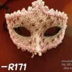 หน้ากากแฟนซี Fancy Party Mask /Item No. TL-R171