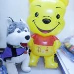 ลูกโป่งฟลอย์ หมีพลูตัวใหญ่ - Winnie The Pooh Foil Balloon / Item No. TL-A073