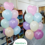 วาเลนไทน์ Valentine's Set # 8 *สามารถเลือกเปลี่ยน สีได้ตามความต้องการ*