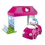 Hello Kitty Convertible เมก้าบล๊อค MG10859 [ส่งฟรี]