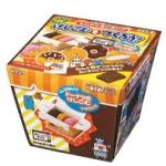Kutsuwa eraser kit : ชุดทำยางลบ โดนัท (ใช้ไมโครเวฟ) !!!ทานไม่ได้!!!