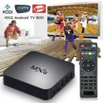 MxQ Android Tv Box ดูบอลสด ครบทุกลีค ดูหนัง ดูทีวี การ์ตูน ซีรีย์ ไม่ต้องติดจาน