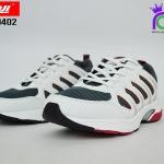 รองเท้าวิ่งบาโอจิ BAOJI รุ่น DK99402 สีขาว เบอร์41-45