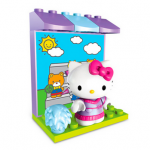 Hello Kitty Cheerleader เมก้าบล๊อค MG10872 [ส่งฟรี]