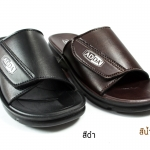 รองเท้าหนัง Adda 7C05 ดำ 39-43