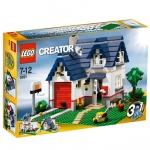 ชุดตัวต่อ LEGOAPPLE TREE HOUSE 305891
