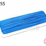 เชือกไหม สีน้ำเงิน 1หลา(90ซม)