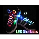 LED เชือกผูกรองเท้าไฟเปลี่ยนสี Shoelace - LED Multi color