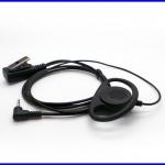 หูฟัง วิทยุสื่อสาร D shape Earpiece for Moto Radio T289 T5100 T6530 MH230R FV500R FV300 MC220R T8