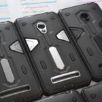 เคส Asus ZenFone 5 เคสกันกระแทก TPU+PC นิ่ม+แข็ง