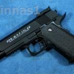 ปืนอัดลม รุ่น D.1 OPS-M.R.P. cal.45 (Springfield)