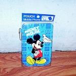ซองใส่โทรศัพท์ mickey mouse