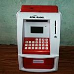 ตู้ ATM ออมสิน ขาวแดง (ซื้อ 3 ชิ้น ราคาส่ง 500บาท ต่อชิ้น)