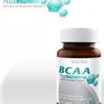 Vistra BCAA Plus Zinc วิสตร้า บีซีเอเอ พลัส ซิงค์ กรดอะมิโนจำเป็นในการสร้างกล้ามเนื้อ