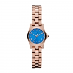 นาฬิกา Marc by Marc Jacobs Henry Dinky Blue Dial Ladies Watch MBM3204