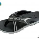 Scholl Eagle II (อีเกิ้ล 2) สีเทาดำ เบอร์ 3-9