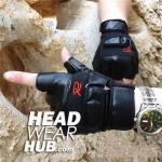 ถุงมือหนัง R Glove - Free Size