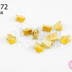บานพับ สีทอง 6X8มิล(10ชิ้น)