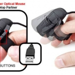 Opitical Finger Mouse USB 3D