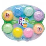 ของเล่นเสริมพัฒนาการ Playfoam 8-Pack