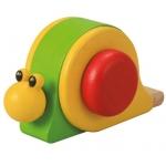 ของเล่นเด็ก ของเล่นเสริมพัฒนาการ Snail Measuring Tape (ส่งฟรี)