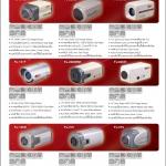 กล้องวงจรปิด CCTV กล้องสีมาตรฐาน(Color Camera)