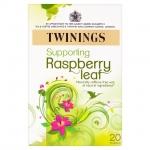ชาใบราสเบอร์รี่ (Rasberry Leaf Tea) - TWININGS