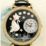 Pre-order: Aristocratic cat Mini watch
