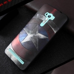 เคส Asus ZenFone 2 Laser (ZE550KL) 5.5 นิ้ว เคสนิ่มพิมพ์ลายนูน