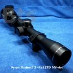 กล้องติดปืน (Scope) Bushnell 3-9x32EG