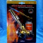 หัวพ่นไฟทองเหลือง TS-800+แก็สใหญ่สำหรับงานทุกชนิด