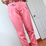พร้อมส่ง ** กางเกง San Marco Trousers พร้อมเข็มขัด