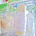 ริบบิ้น สีขาว สำหรับผูกลูกโป่ง ยาว 10 เมตร - Ribbon White Color For Balloon