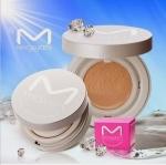 MacQueen NY Mineral CC Cushion Cover : ซีซีครีม ชนิดน้ำ