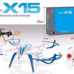 LH-X15 Top selling quadcopter 3D flip โดรนกันน้ำ รีโมท 2.4 พร้อมเล่น บินนิ่ง บินสนุก โดรนจิ๋วรุ่นใหม่รูปลักษณ์สวยงามโฉบเฉี่ยว
