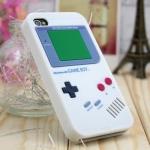 ** หมดค่ะ ** เคส iPhone 4/4S ลาย Gameboy สีขาว