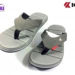 รองเท้าแตะ KITO กีโต้ รหัส AA1M สีเทา เบอร์ 40-43