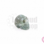 หินหยก หัวกระโหลก กลาง (1ชิ้น)