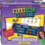 ของเล่นเด็ก ของเล่นเสริมพัฒนาการ Reading Rods Word Building Kit (ส่งฟรี)