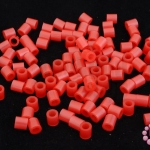 เม็ดบีทรีดร้อน สีแดง 5 มิล (1ขีด/1,820ชิ้น)