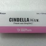 Cindella Thioctic acid