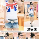 เสื้อยืดสาวเกาหลี ขายดี***