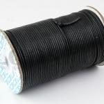 เชือกคอตต้อน สีดำ 2.0 มิล