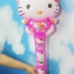 บอลลูนเป่าลม พิมพ์ลาย Hello Kitty / Item No. TL-M018