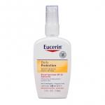 โลชั่นบำรุงผิวหน้า Eucerin Daily Protection Moisturizing Face Lotion SPF30 (118ml.)
