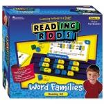 ของเล่นเด็ก ของเล่นเสริมพัฒนาการ Reading Rods Word Families Kit (ส่งฟรี)