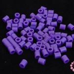เม็ดบีทรีดร้อน สีม่วง 5 มิล (1ขีด/1,820ชิ้น)