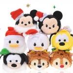 เซตตุ๊กตา Tsum Tsum Christmas 2015